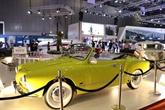 Exposition internationale d'automobiles à Hô Chi Minh-Ville