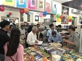 Semaine du livre à Hô Chi Minh-Ville
