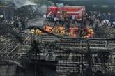 Indonésie : 46 morts dans l'incendie d'une usine de feux d'artifice