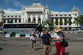 Le rêve touristique du Myanmar brisé par la crise des Rohingyas