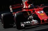 Vettel met la pression sur Hamilton