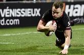 Montpellier suit Lyon, le Racing transcendé à 14
