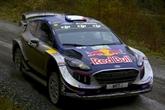 Rallye de Grande-Bretagne : Ogier en ballotage favorable