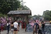 Un espace culturel et touristique de Hà Giang en plein cœur de Hanoï