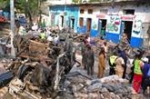 Les attentats les plus meurtriers à Mogadiscio depuis deux ans
