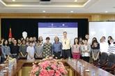 Lancement du concours de création de logo Vietnam - Belgique