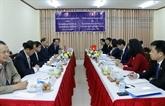 Vietnam et Laos renforcent la coopération entre leurs Cours populaires suprêmes