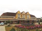 Visite de la gare la plus ancienne au Vietnam
