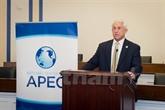 Un groupe parlementaire pour lAPEC voit le jour aux États-Unis