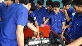 Soutien à l'apprentissage des jeunes démunis