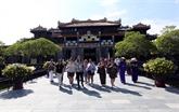 Thua Thiên-Huê : 2,78 millions de touristes entre janvier et septembre