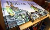 Harlan Coben en France pour présenter son dernier livre, Double piège
