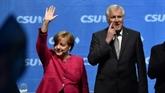 Merkel accepte de limiter le nombre de réfugiés