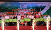 Clôture du Festival des villages du tourisme du Nord-Ouest à Hoà Binh