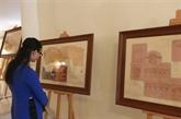 Archivage : exposition sur l'architecture française au cœur de Hanoï