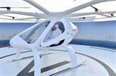 Taxis-volants, robots policiers, drones : Dubaï se voit en grande ville du futur