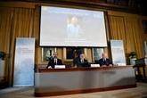 Le prix Nobel d'économie à l'Américain Richard H. Thaler