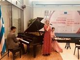 La musique européenne «multicolore» à l'honneur au Vietnam