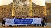 APEC 2017 : des délégués visitent le Musée de Dà Nang