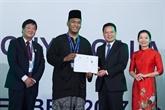 La jeunesse de l'APEC agira pour une Asie-Pacifique dynamique et prospère