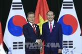 Vietnam et République de Corée continuent de promouvoir le partenariat de coopération stratégique