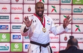 Judo : Teddy Riner compte jusqu'à dix !