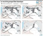 Syrie : les jihadistes de l'EI reprennent au régime un bastion stratégique