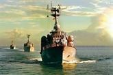 La Marine vietnamienne participe à la 1re manœuvre multilatérale de l'ASEAN