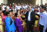 Le président Trân Dai Quang exhorte à promouvoir l'émulation patriotique