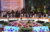 Le Premier ministre Nguyên Xuân Phuc lors du sommet de l'Asie de l'Est