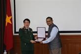 Le Vietnam et l'Inde cherchent à accélérer leur coopération dans la défense
