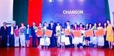 Dô Phuong Quynh remporte le premier prix