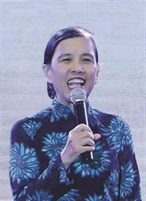 Bùi Trân Phuong, une femme qui œuvre pour le partenariat francophone