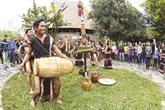Fête de la nouvelle moisson chez les Xê Dang