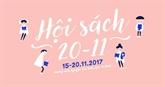 Fête de livre en l'honneur de la Journée des enseignants du Vietnam