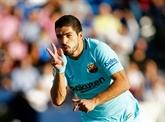 Espagne : Atletico et Real se heurtent, le Barça s'échappe