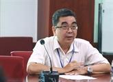 Nguyên Ngoc Diên installé en qualité de membre d'une académie française