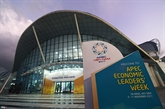 Les dirigeants des 21 économies de l'APEC sont attendus à Dà Nang