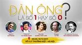 Conférence «L'homme : numéro 1 ou numéro 0 ?» à Hanoï