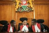 Kenya : la Cour suprême se prononce sur l'élection du 26 octobre