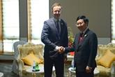 Les pays veulent renforcer leur coopération multiforme avec le Vietnam