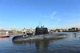 Sous-marin argentin disparu : des bruits détectés par des navires de recherche