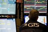 Wall Street termine en légère hausse, les télécoms surveillés