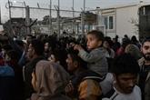 Grèce : Lesbos à l'arrêt pour ne pas être une