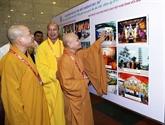 Exposition sur les acquis du bouddhisme vietnamien à Hanoï