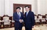 Laos-Vietnam : Le Premier ministre Thongloun Sisoulith salue les aides de la VOV