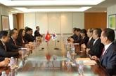 Dynamiser le partenariat de coopération stratégique Vietnam - République de Corée