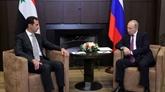 Syrie : Poutine assure Trump qu'il cherche une solution