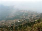 Lang Son : la température baisse à 6°C au mont Mâu Son