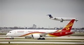 Le premier vol transocéanique utilisant du biocarburant de Chine atterrit à l'aéroport de Chicago